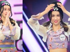 ຍິນດີກັບນ້ອງແຮ່ນນ້າ ຄວ້າລາງວັນພິເສດໃນເວທີ 4EVE Girl Group Star